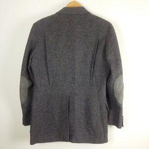 Pendleton Men's Gray Pure Virgin Wool Jacket
